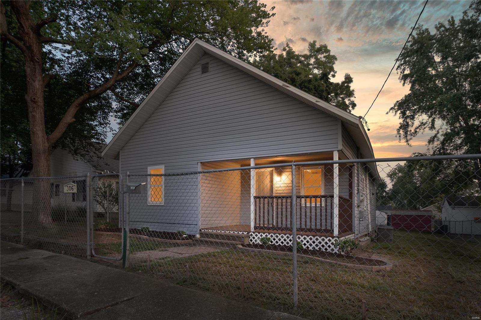 306 W fifth Street Property Photo - West Frankfort, IL real estate listing