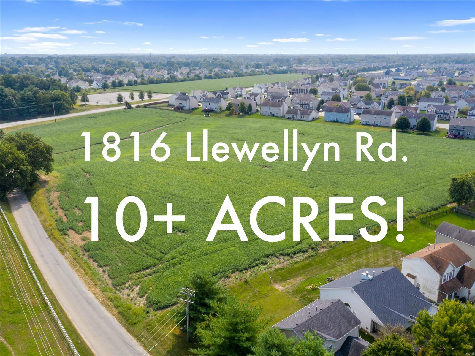 1816 Llewellyn Road Property Photo - Swansea, IL real estate listing
