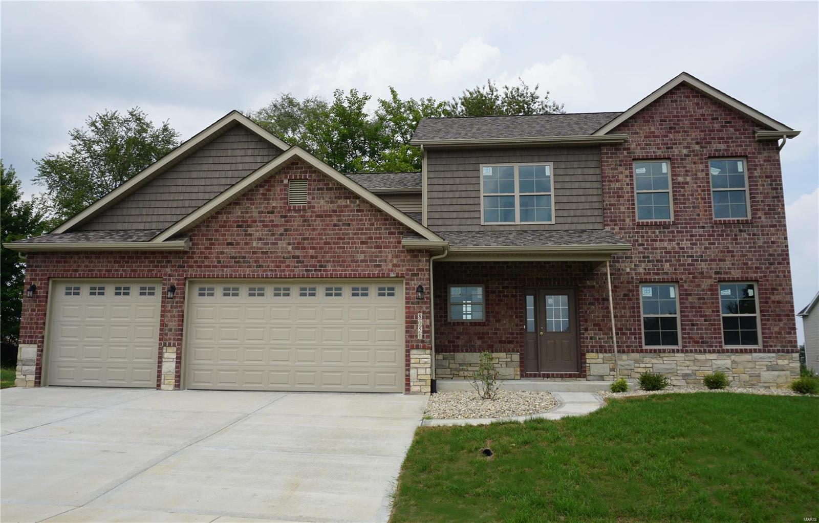 8051 Radcliffe Place Property Photo - Troy, IL real estate listing