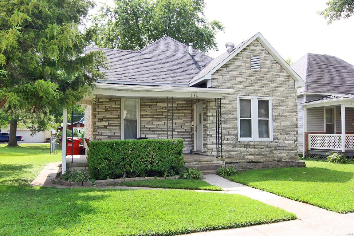 126 W Davidson Avenue Property Photo - Chaffee, MO real estate listing