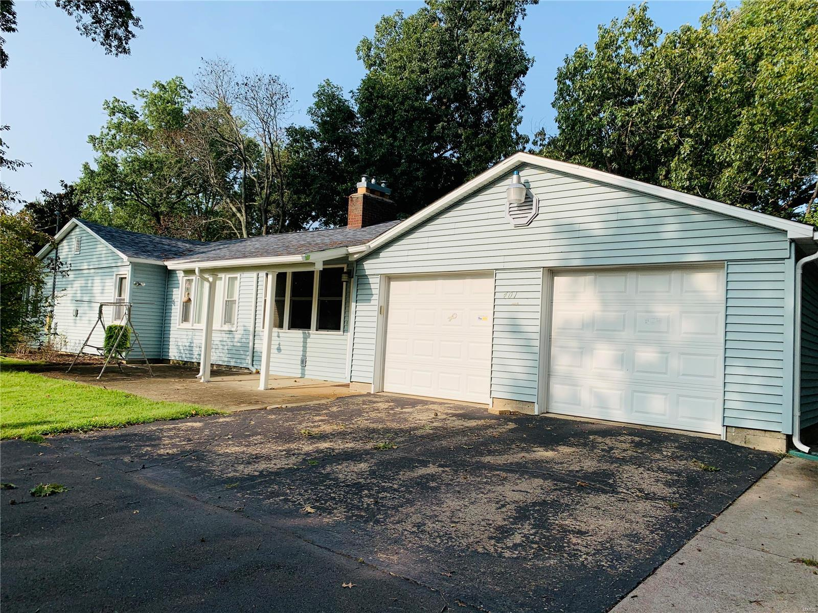 401 State Highway 37 Property Photo - West Frankfort, IL real estate listing
