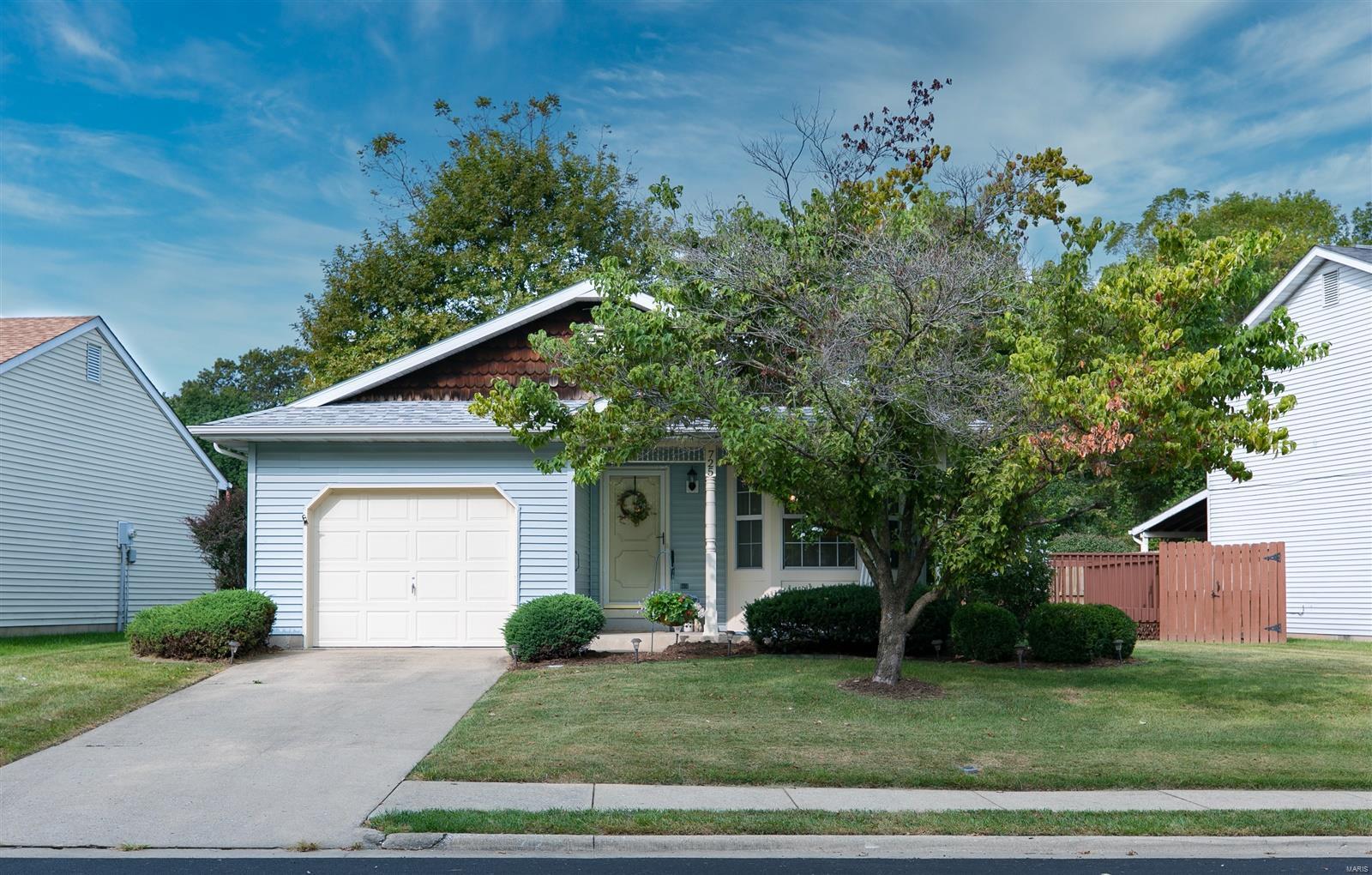 725 Country Oaks Lane Property Photo - O'Fallon, IL real estate listing