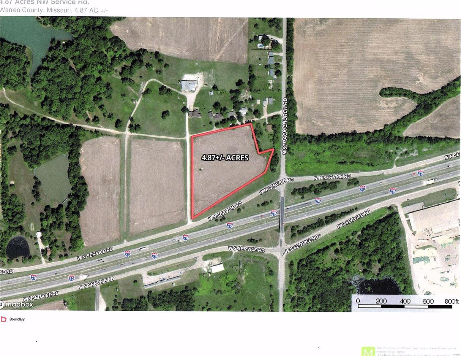 4 NW Service Road Property Photo - Wright City, MO real estate listing