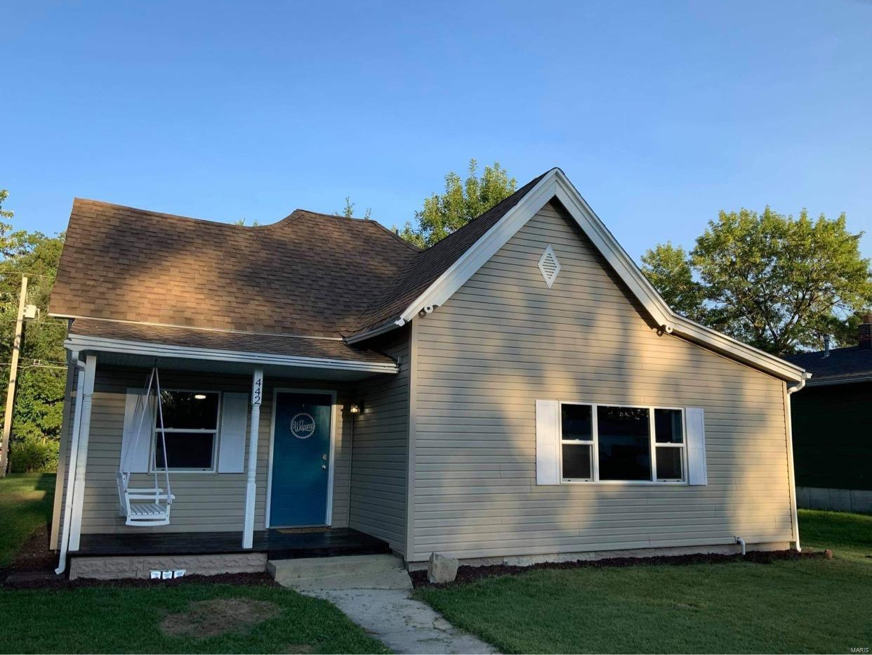 442 S Jenkins Property Photo - Centralia, MO real estate listing