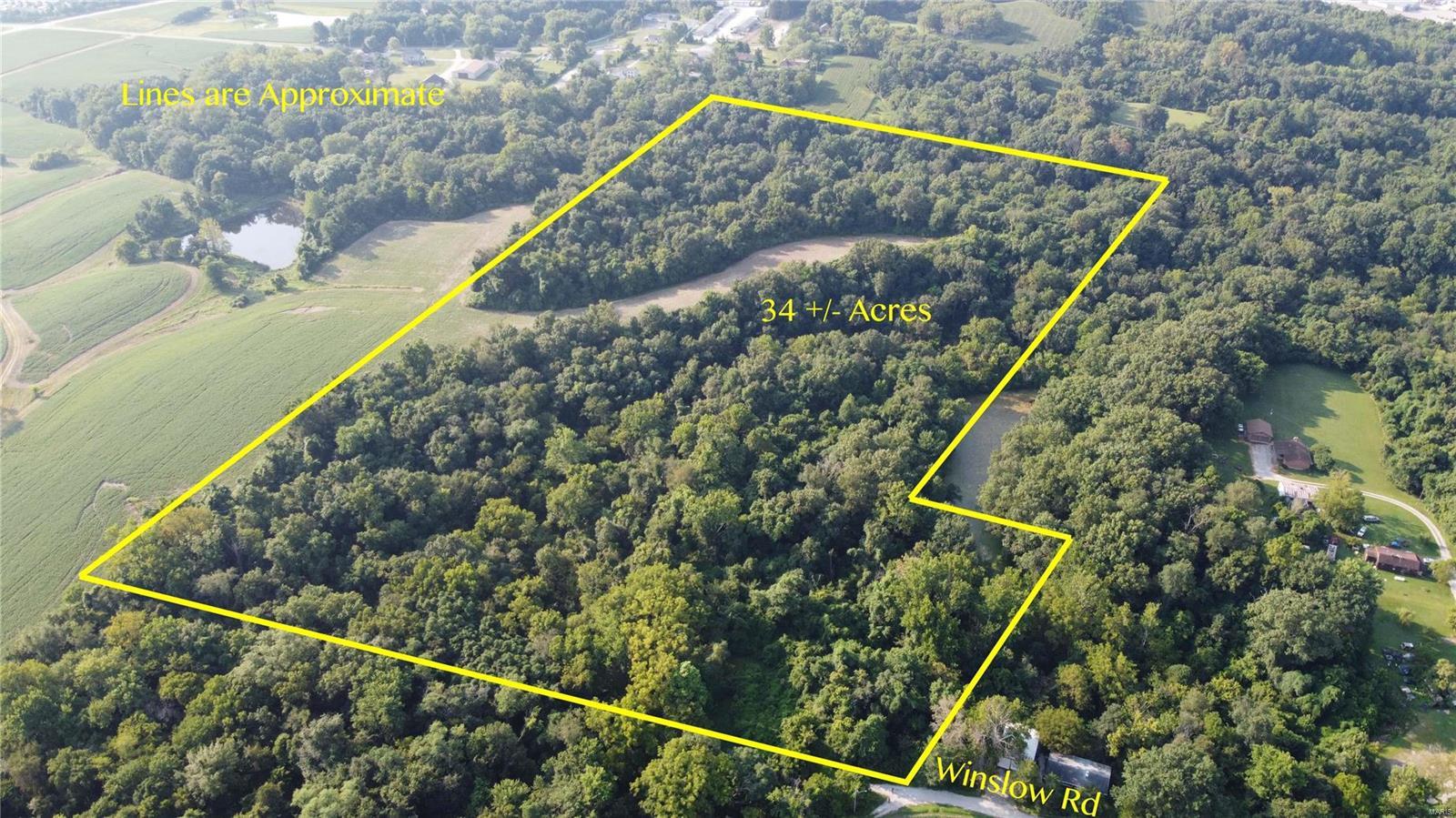 0 Winslow Road Property Photo - Belleville, IL real estate listing