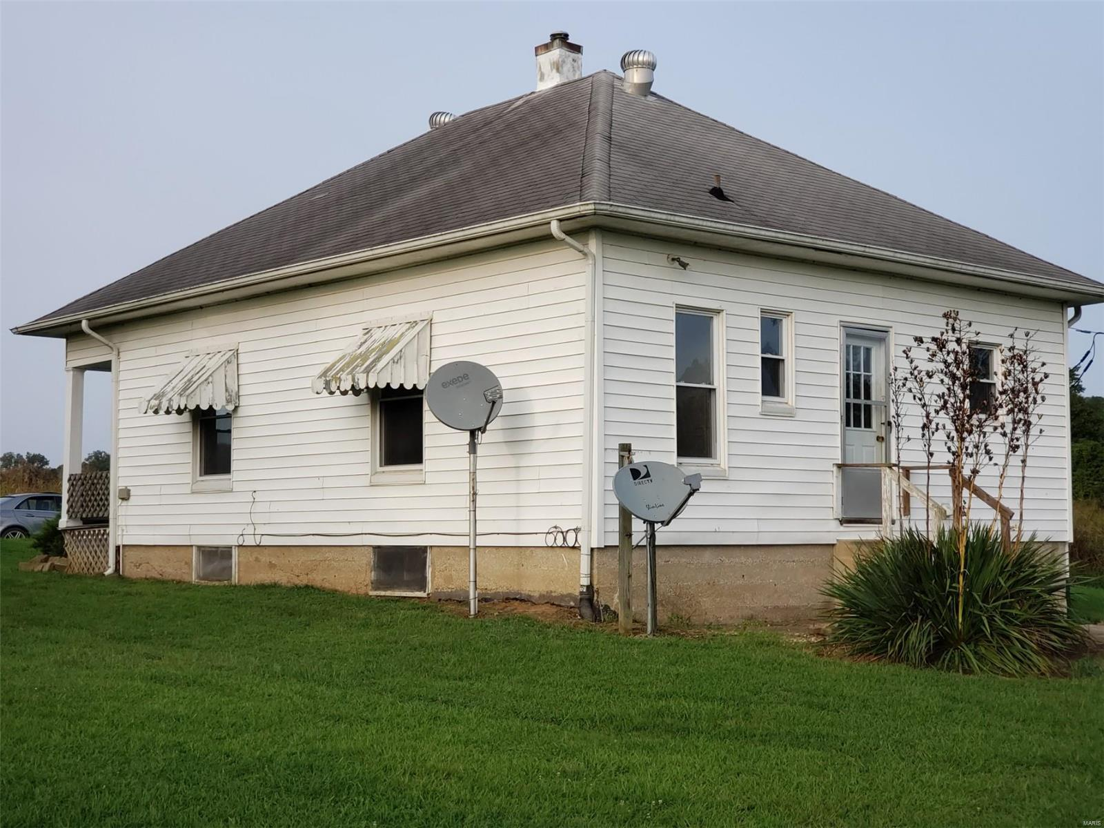 20 Friendship Church Road Property Photo - Dongola, IL real estate listing
