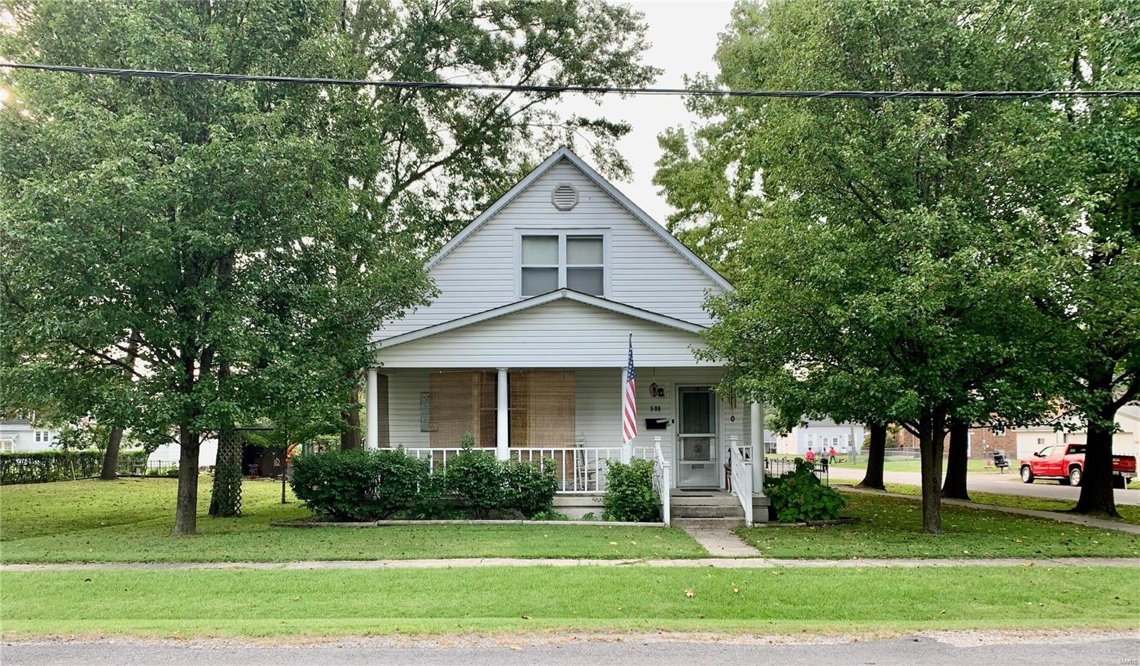 500 S East Street Property Photo - New Athens, IL real estate listing