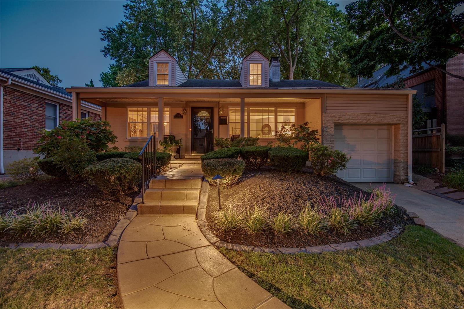 7918 Cornell Avenue Property Photo - University City, MO real estate listing