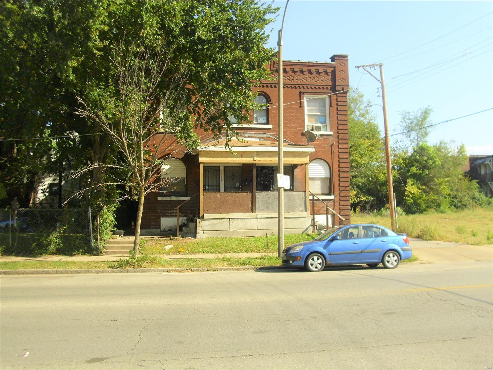 3018 N Vandeventer Avenue Property Photo - St Louis, MO real estate listing