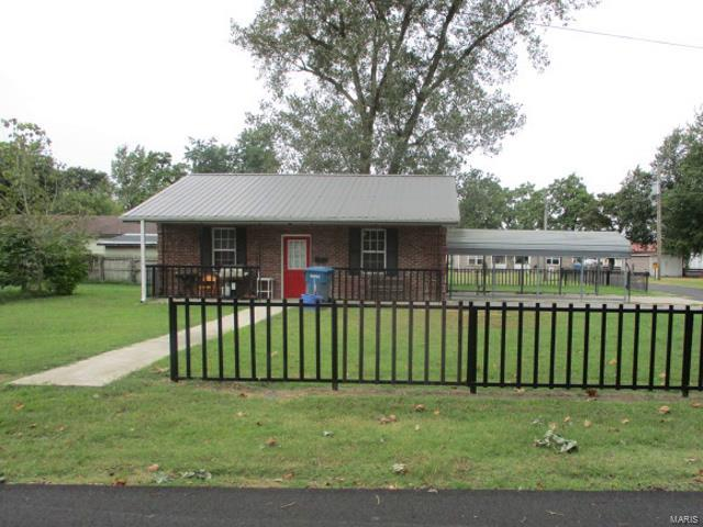 207 S Kimball Property Photo - Malden, MO real estate listing
