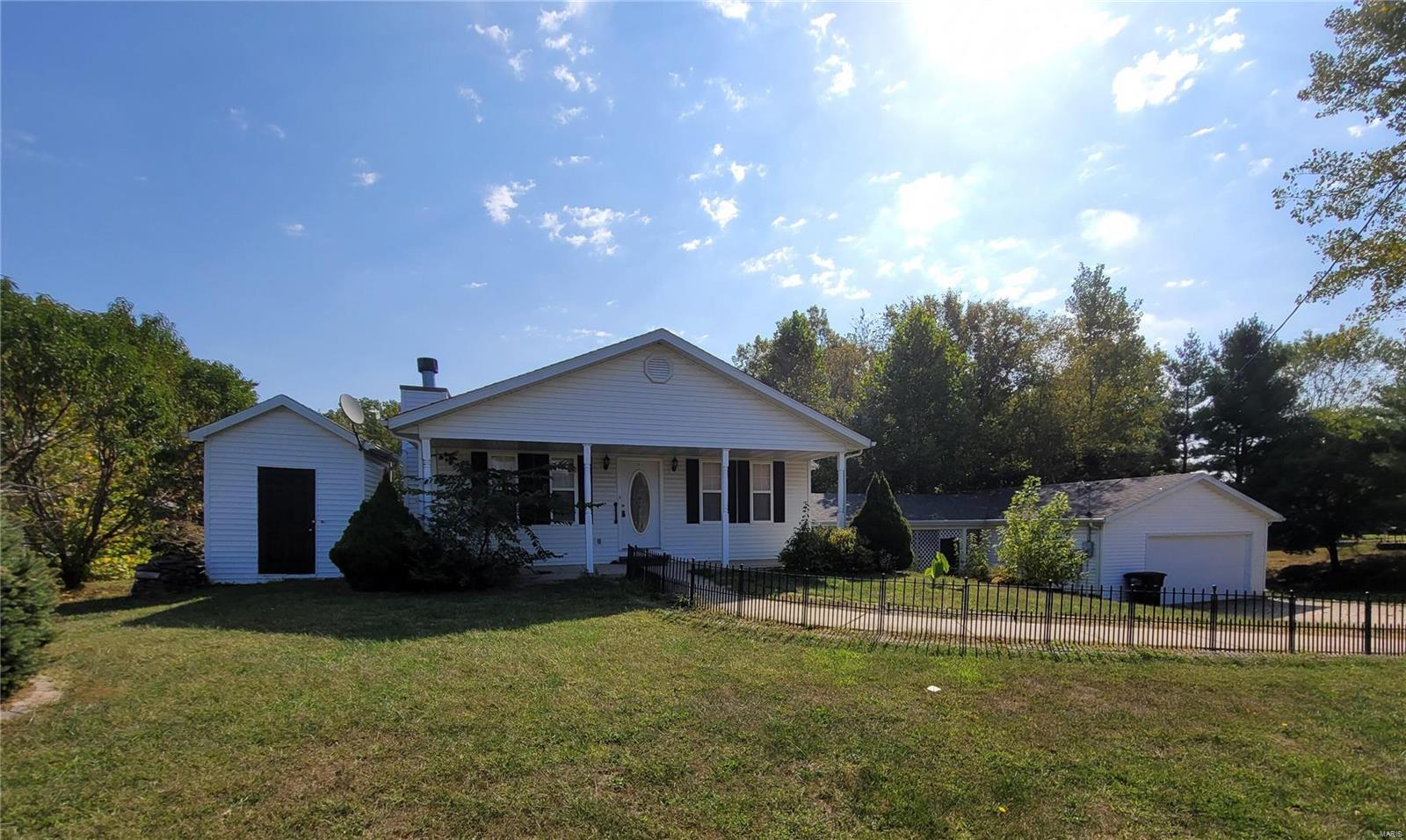 236 Cleveland Avenue Property Photo - Panama, IL real estate listing