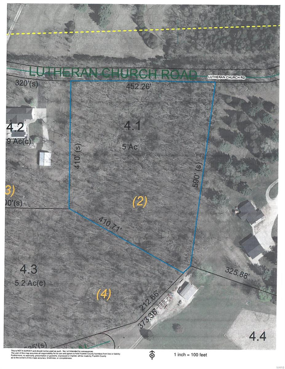 0 Lutheran Church Road Property Photo - Beaufort, MO real estate listing