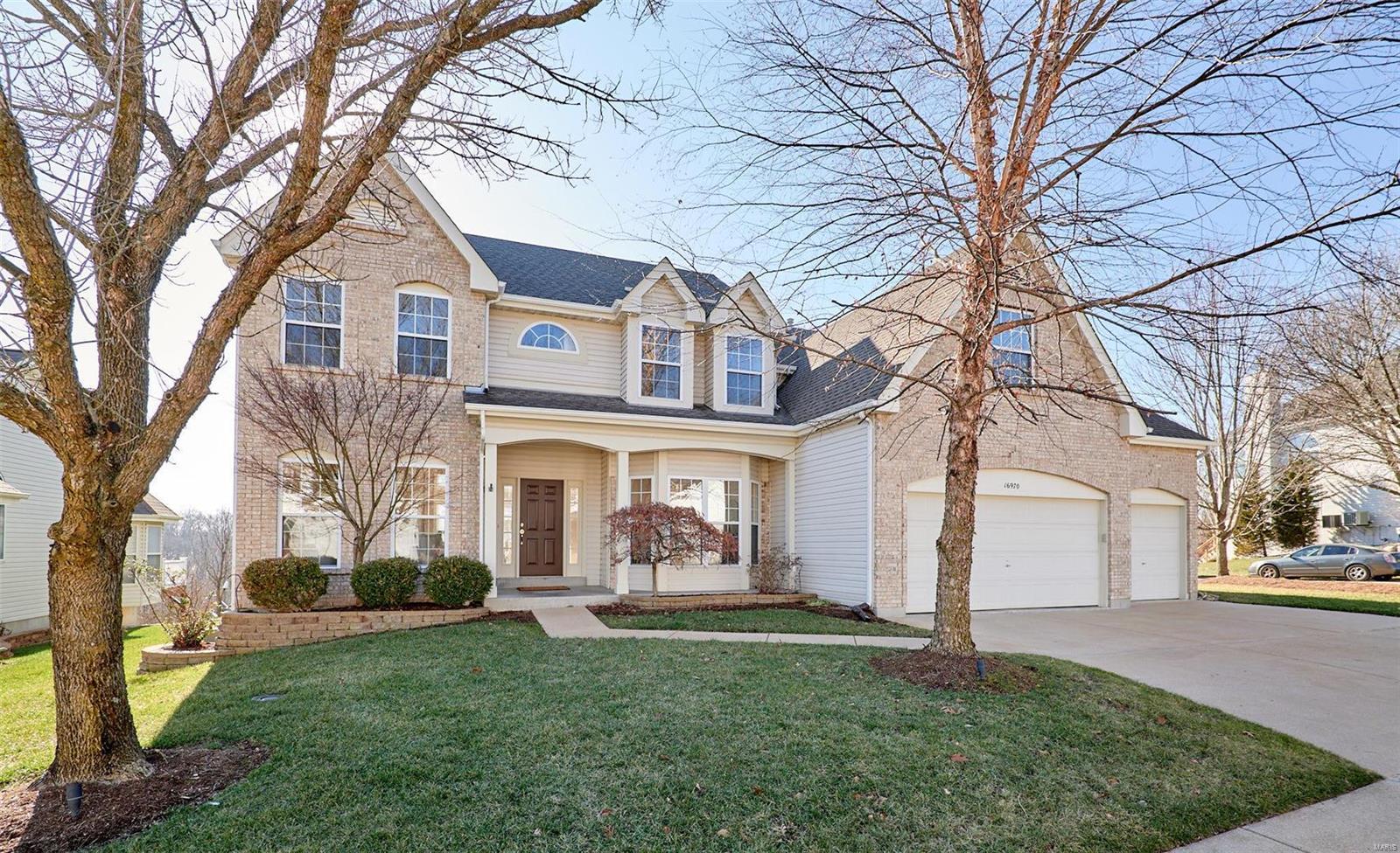 16970 Westridge Oaks Property Photo - Wildwood, MO real estate listing
