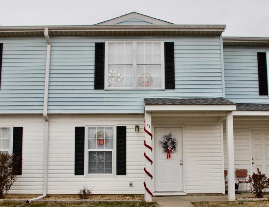 612 E Campus #B-8 Property Photo - Carbondale, IL real estate listing
