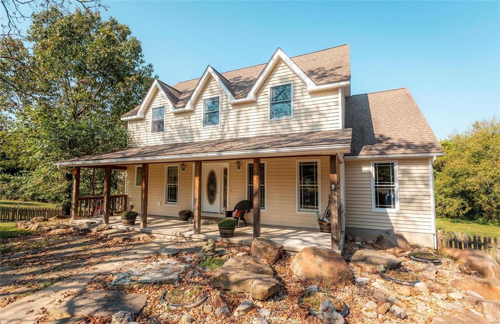 1701 West Scenic Blvd Property Photo - Salem, MO real estate listing