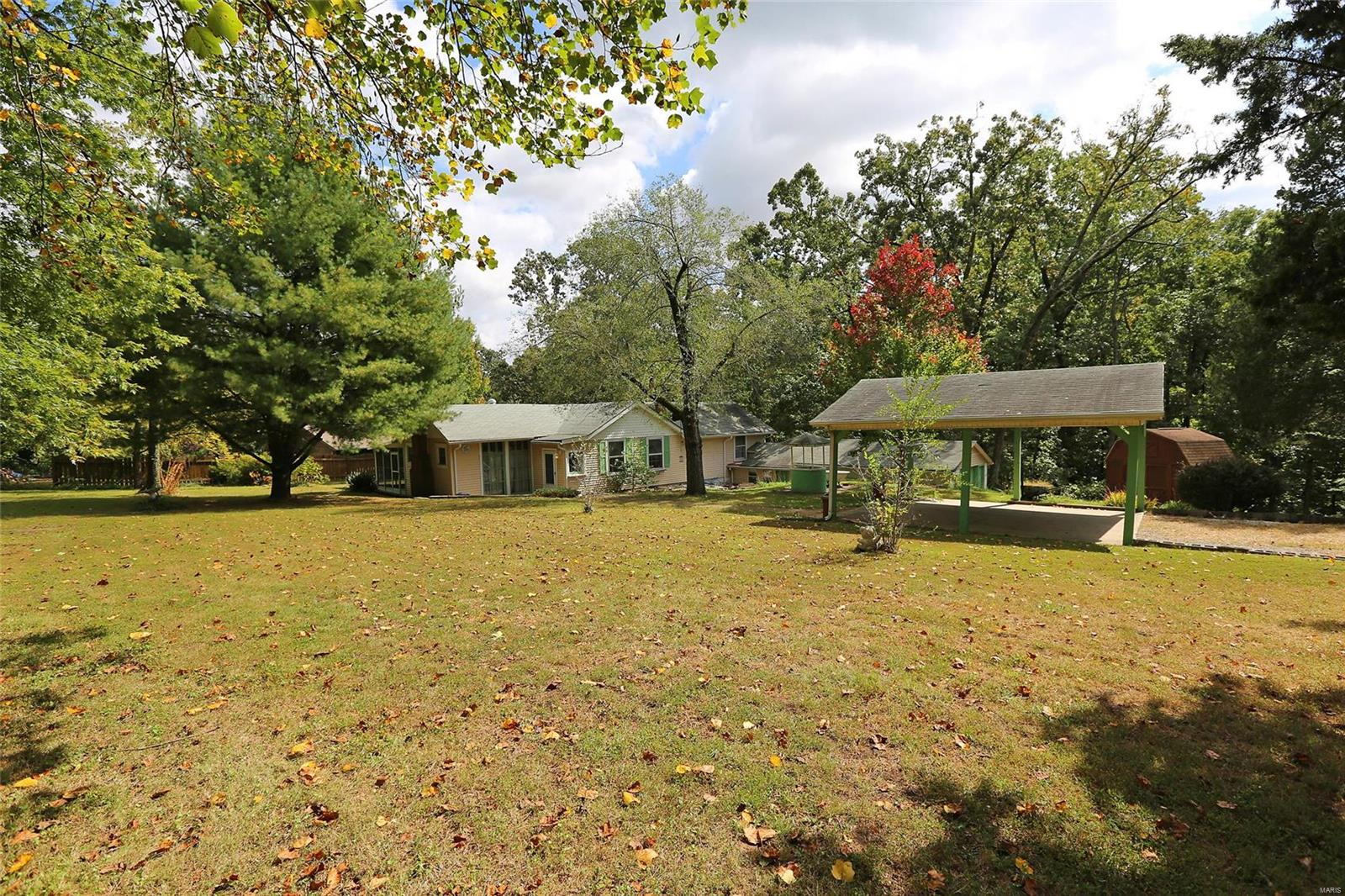 856 MONTEBELLO CAMP Road Property Photo - Imperial, MO real estate listing
