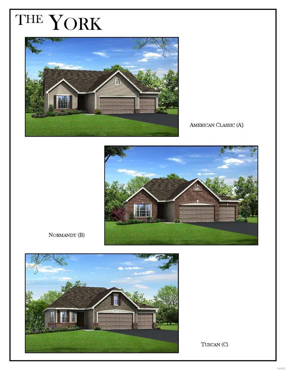 2 Arbors / York Model Property Photo - Eureka, MO real estate listing