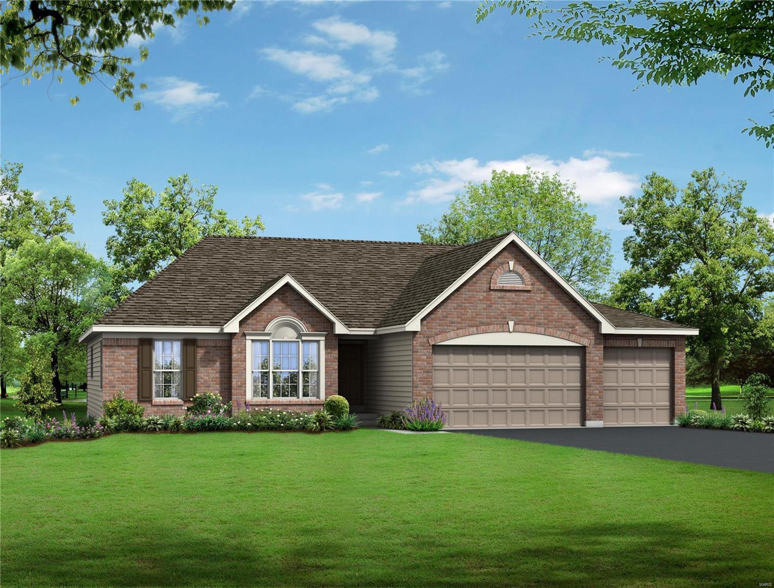 2 Arbors / Stratford Model Property Photo - Eureka, MO real estate listing