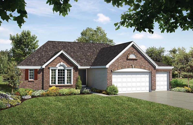 2 Arbors / Arlington Model Property Photo - Eureka, MO real estate listing