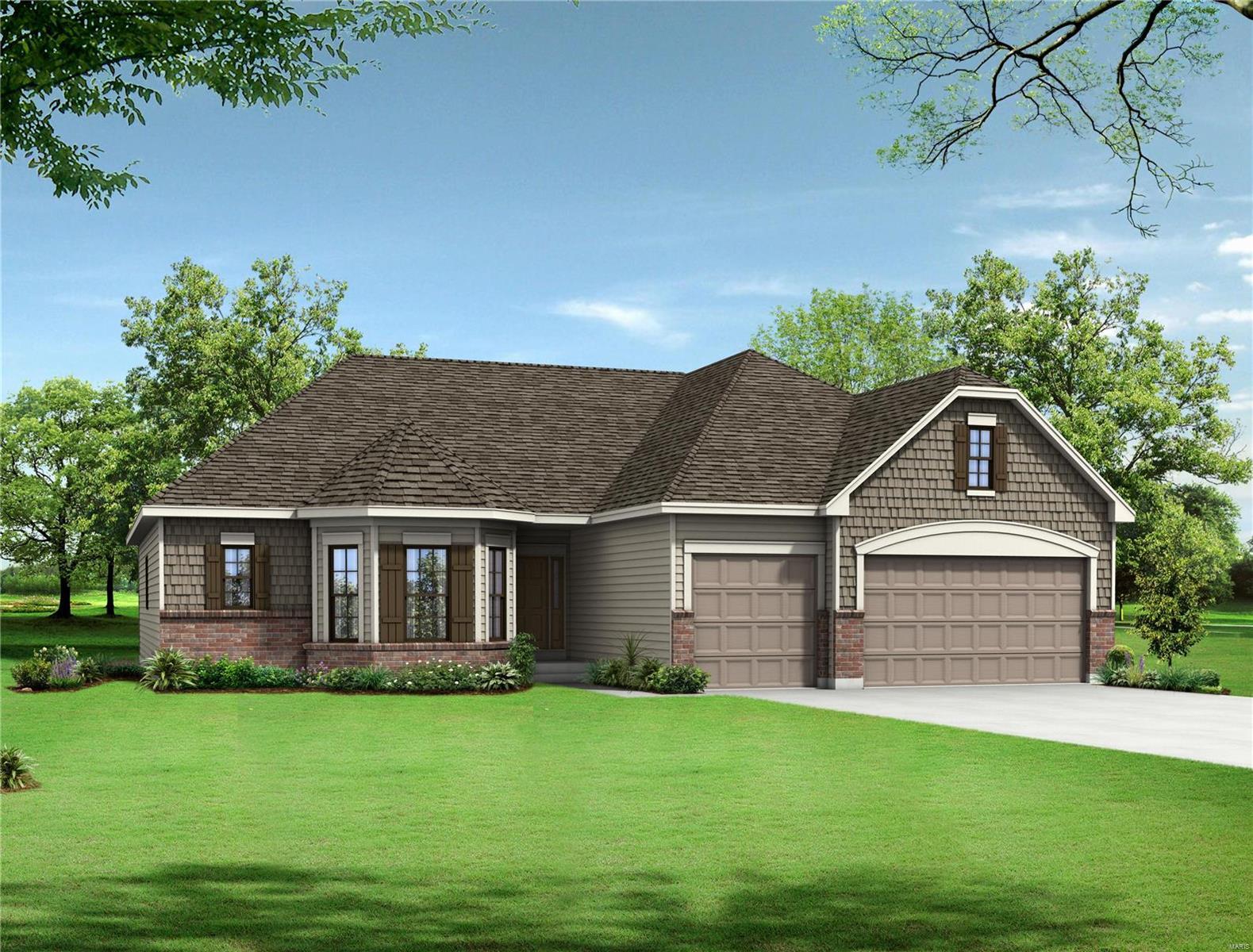 2 Arbors / Brookfield Model Property Photo - Eureka, MO real estate listing