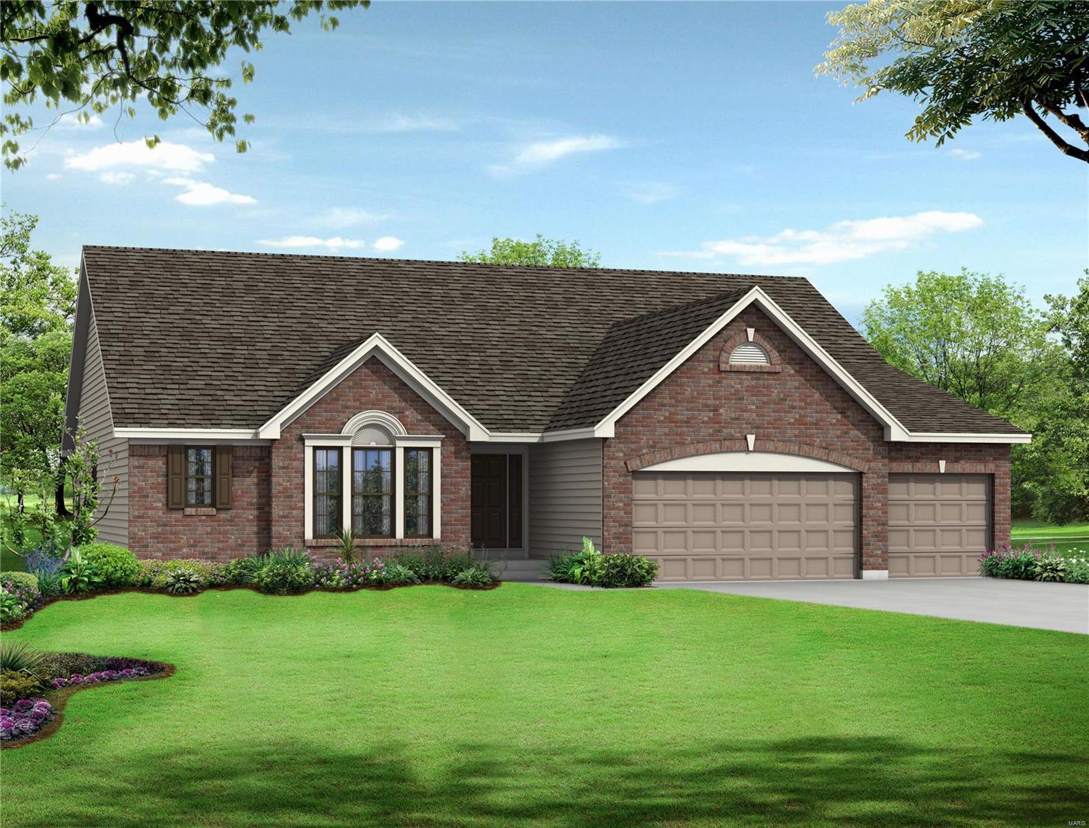 2 Arbors / Richmond Model Property Photo - Eureka, MO real estate listing