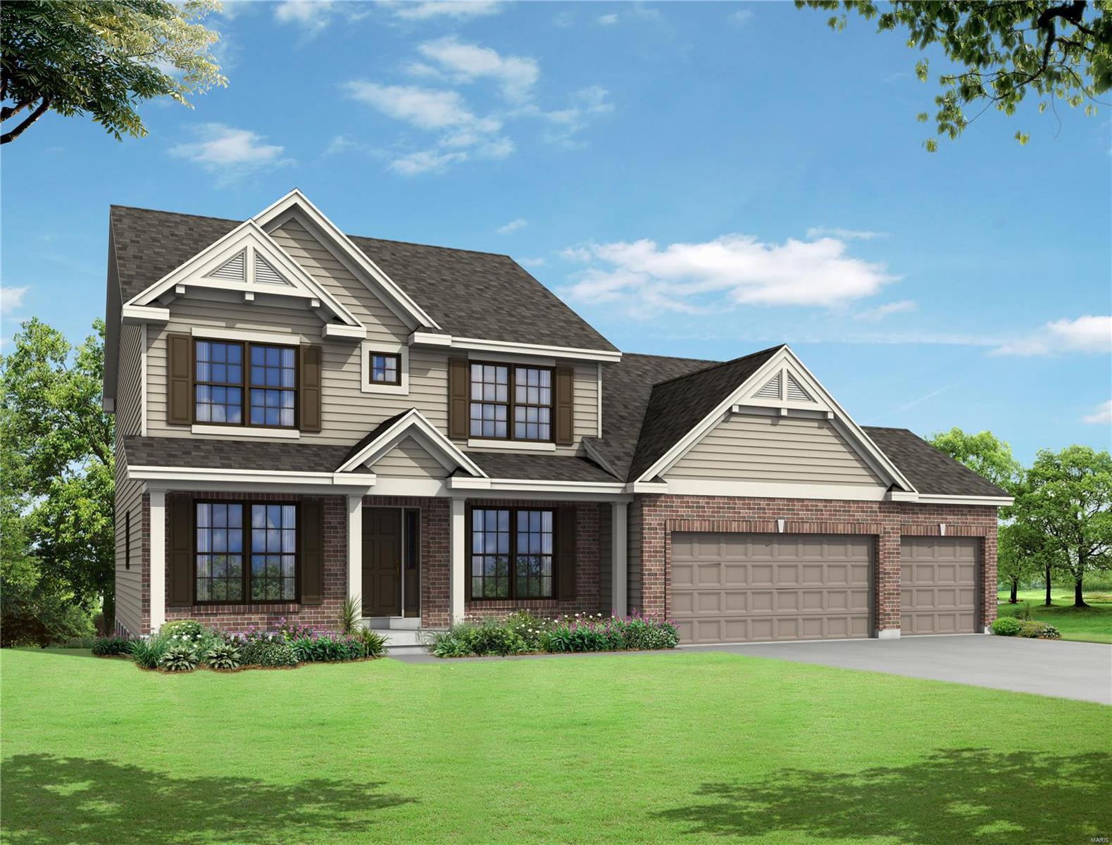 2 Arbors / Liberty Model Property Photo - Eureka, MO real estate listing