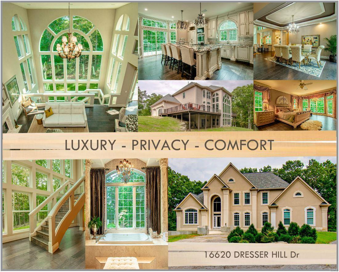 16620 DRESSER HILL Drive Property Photo - Wildwood, MO real estate listing