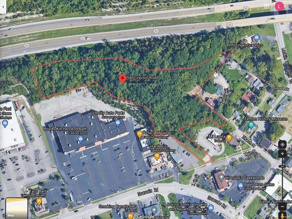 546 Gravois Property Photo - Fenton, MO real estate listing