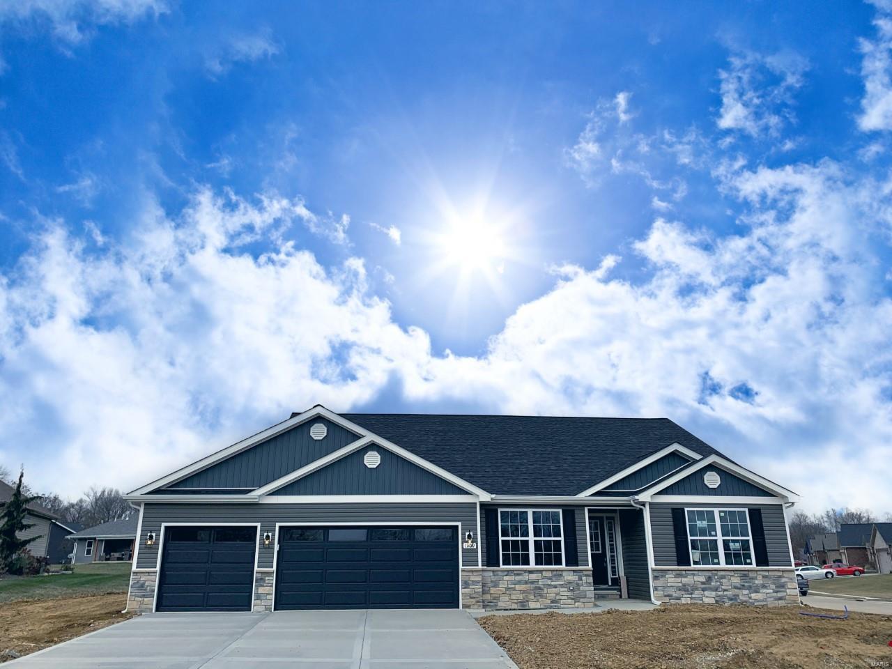 1509 Sagaponak Lane Property Photo - Troy, IL real estate listing