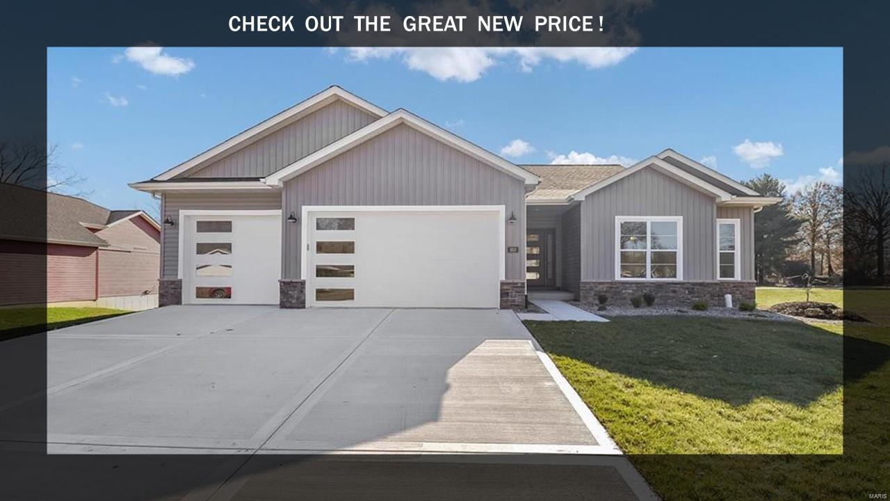 303 Edwards Dr. Property Photo - Glen Carbon, IL real estate listing