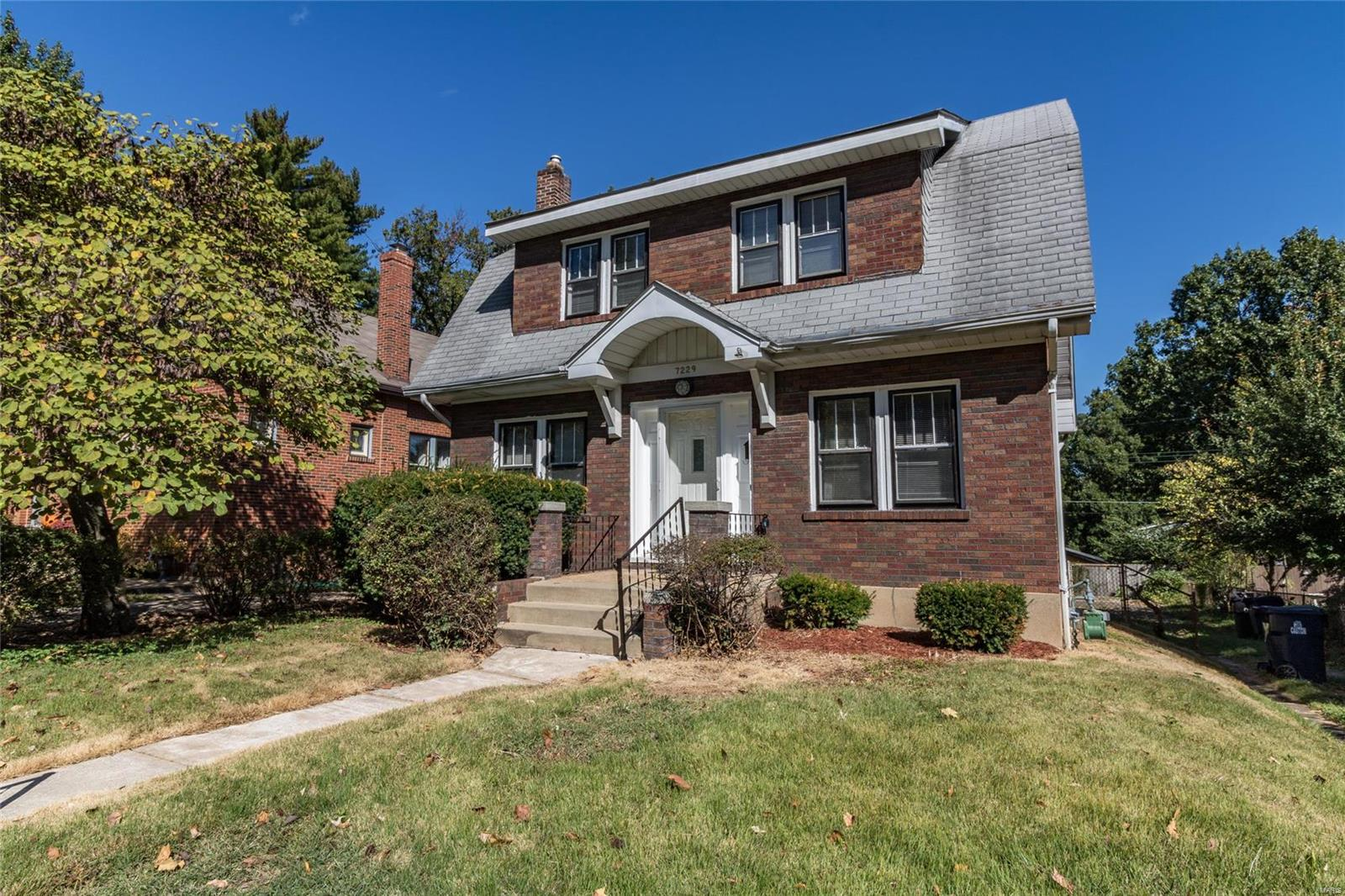 7229 Shaftesbury Avenue Property Photo - St Louis, MO real estate listing