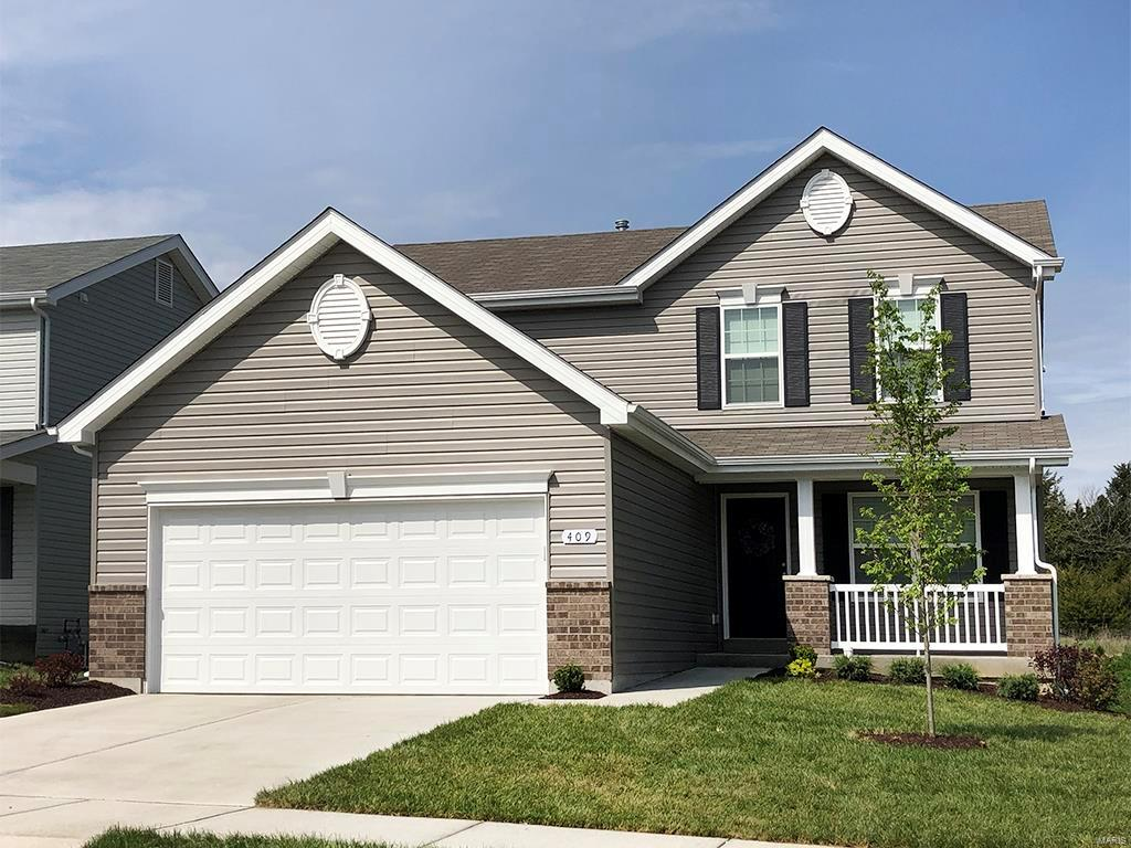 1 Berwick @ Arbors at Stonegate Drive Property Photo - Affton, MO real estate listing