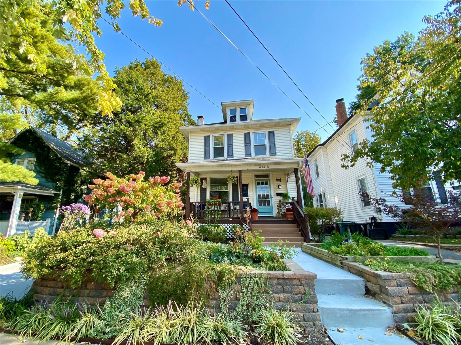3406 Cambridge Avenue Property Photo - St Louis, MO real estate listing