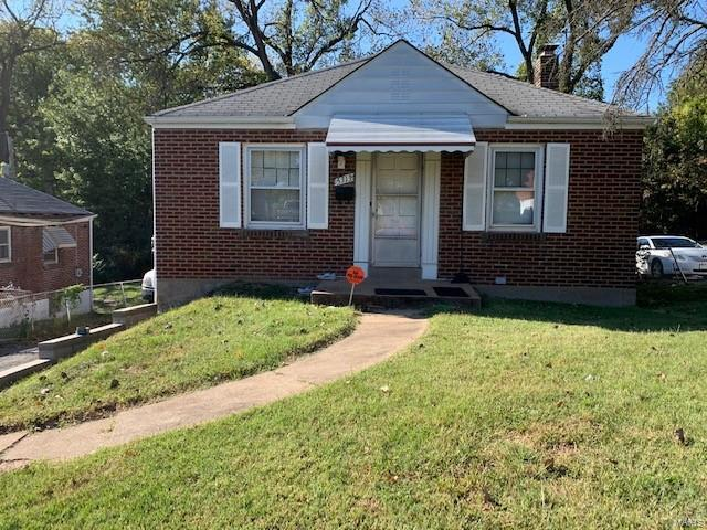 5313 Fletcher Ave. Property Photo - St Louis, MO real estate listing