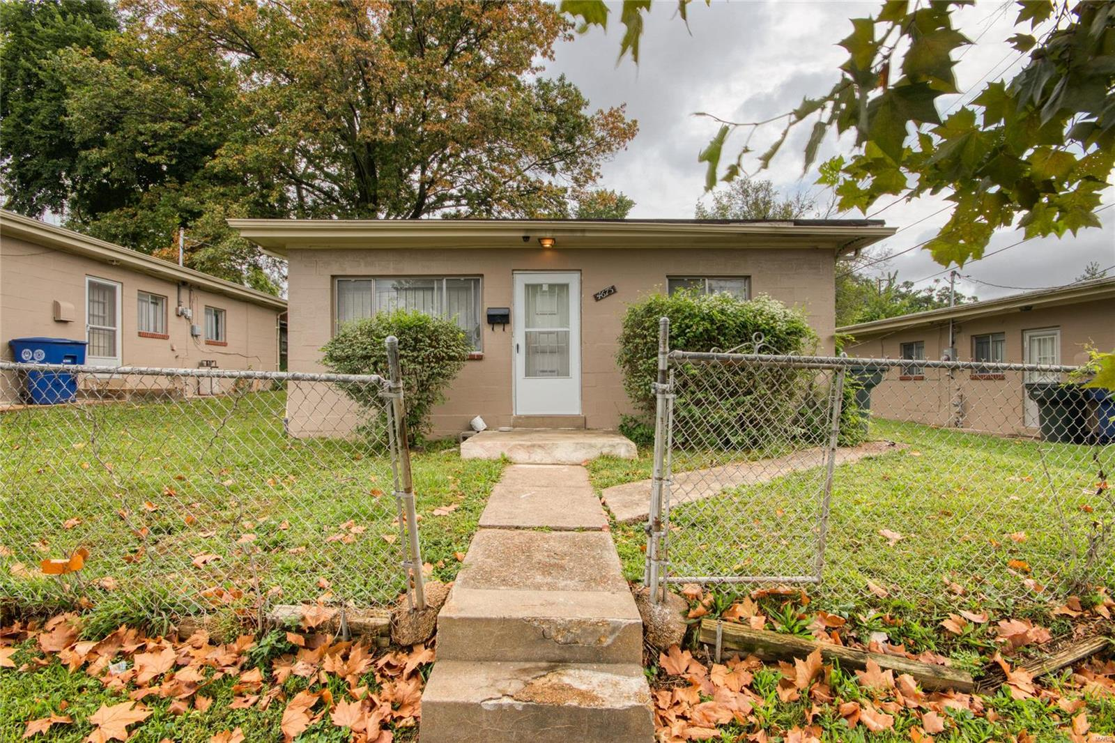 4675 Rosalie Street Property Photo - St Louis, MO real estate listing
