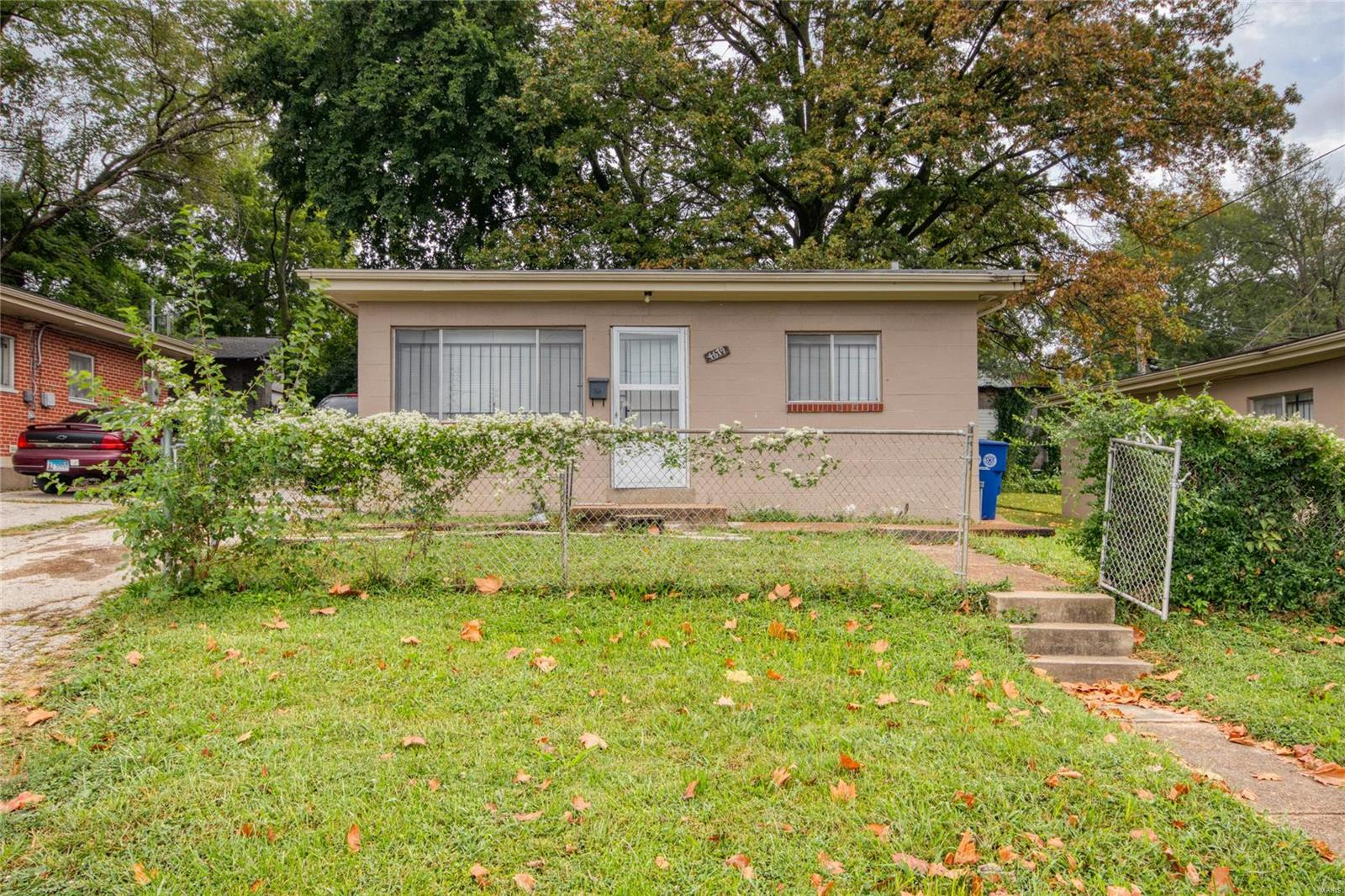 4679 Rosalie Street Property Photo - St Louis, MO real estate listing