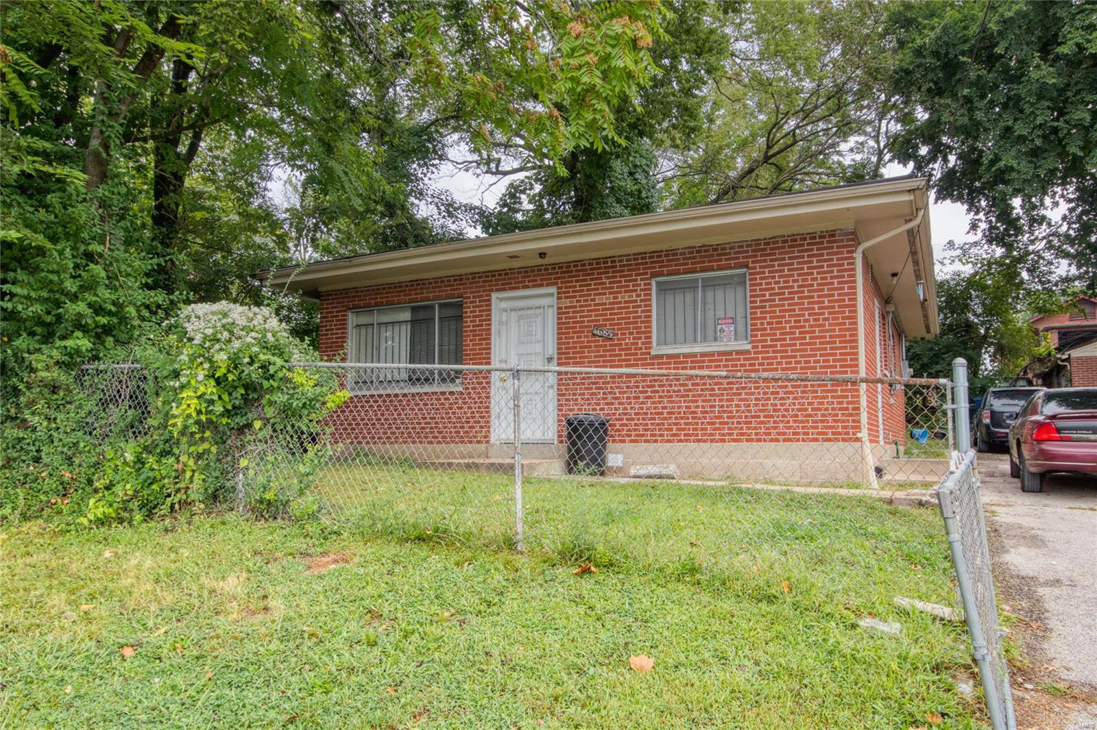 4685 Rosalie Street Property Photo - St Louis, MO real estate listing