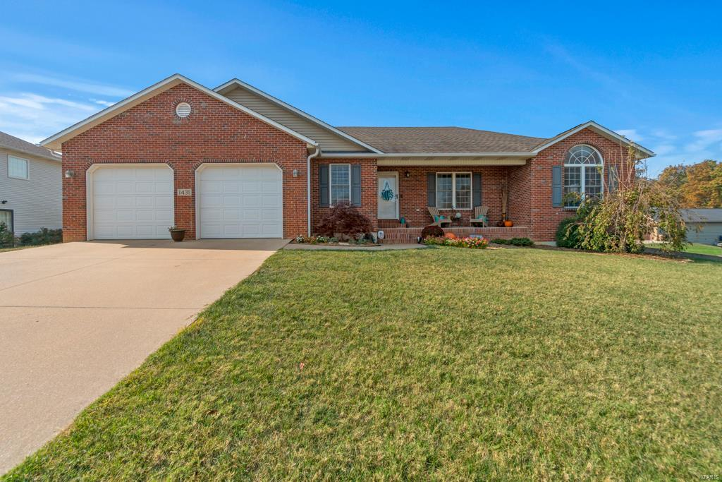 1431 Holly Drive Property Photo - Cape Girardeau, MO real estate listing