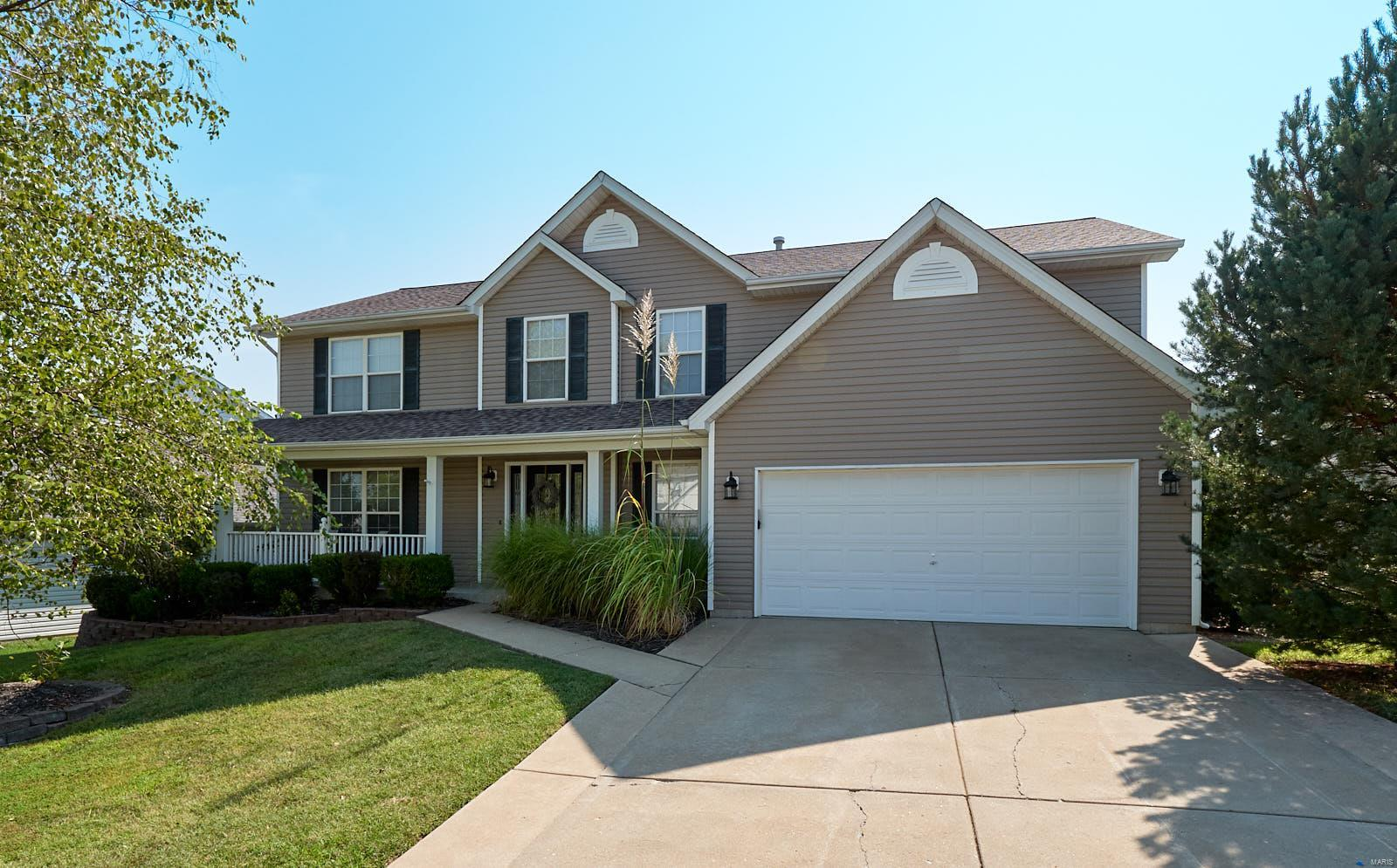 2008 Great Oaks Property Photo - Wentzville, MO real estate listing