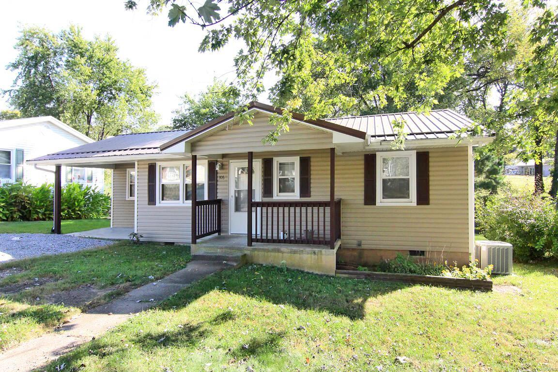 306 Ellen Street Property Photo - Marble Hill, MO real estate listing