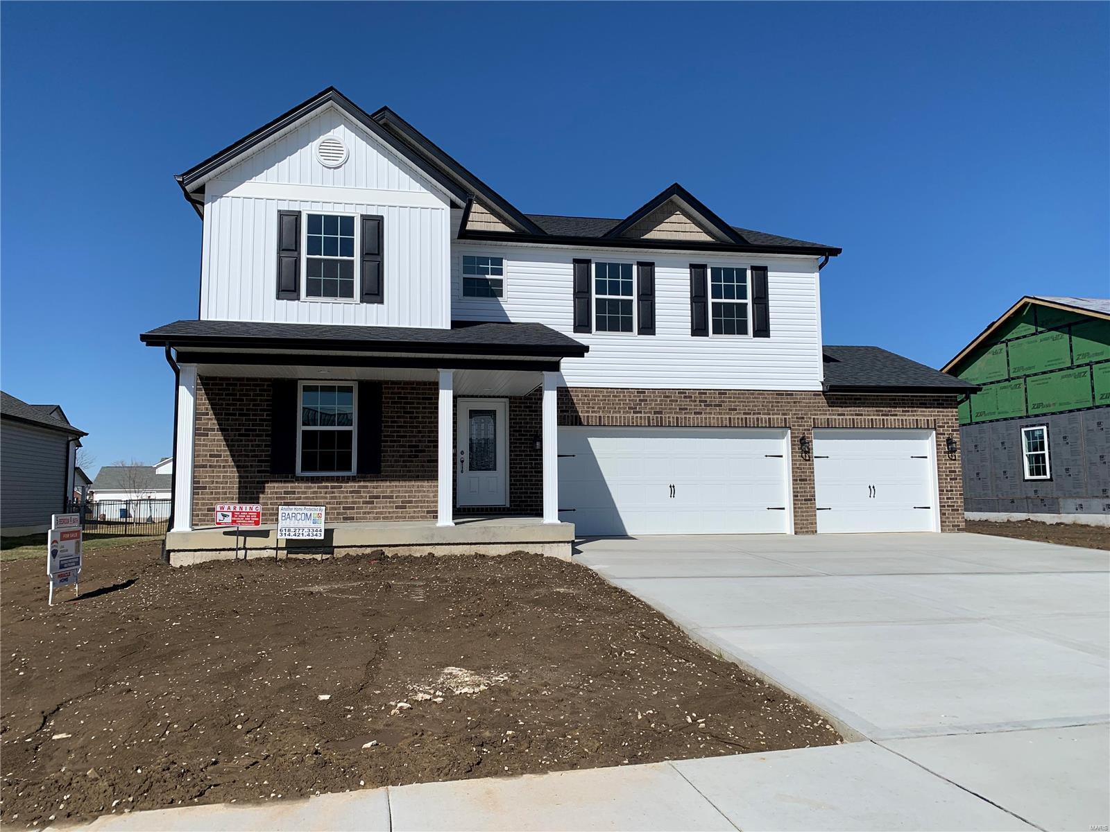 3501 Chippewa Drive Property Photo - Shiloh, IL real estate listing