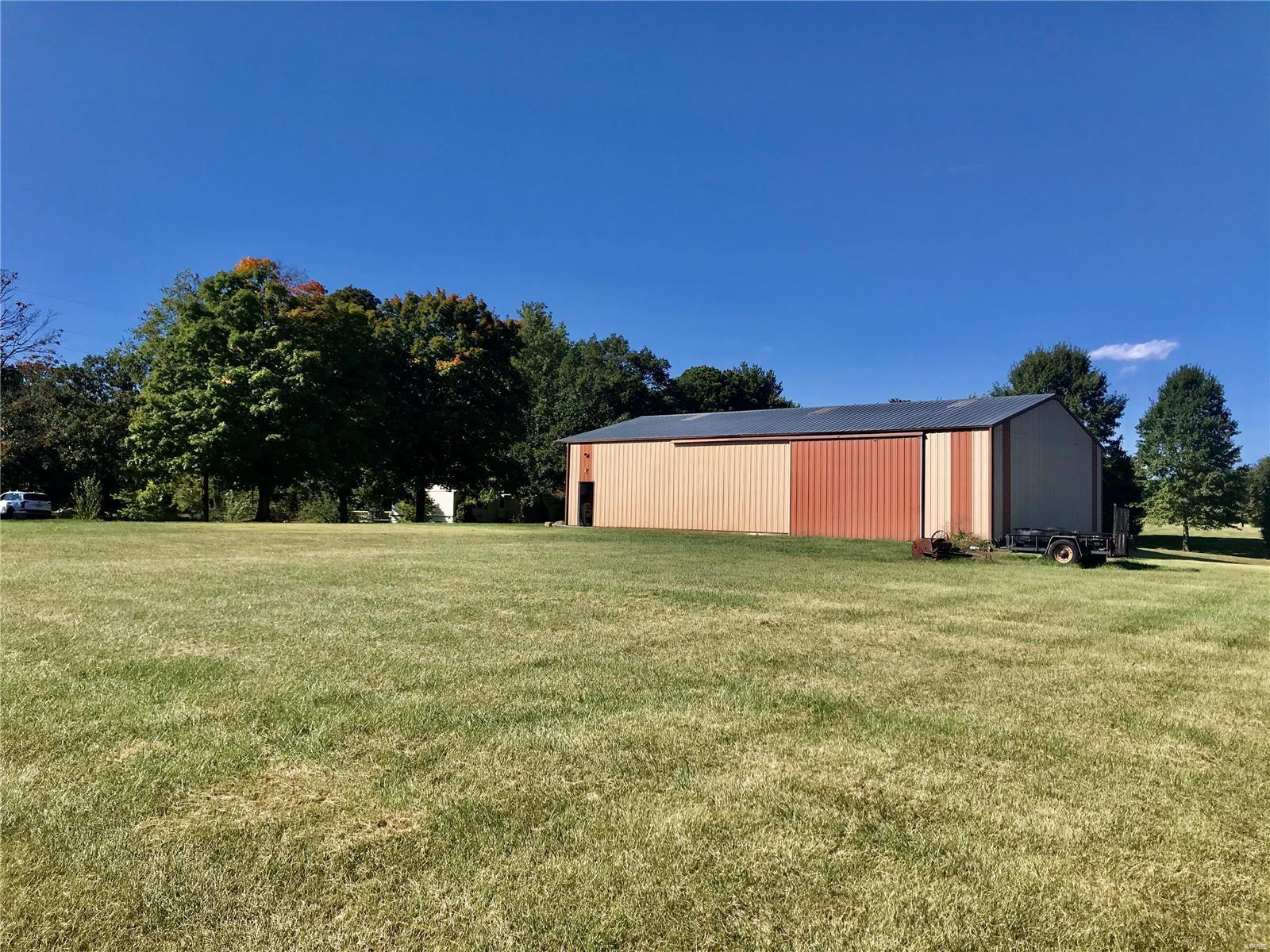 0 Ticky Point Lane Property Photo - Coffeen, IL real estate listing