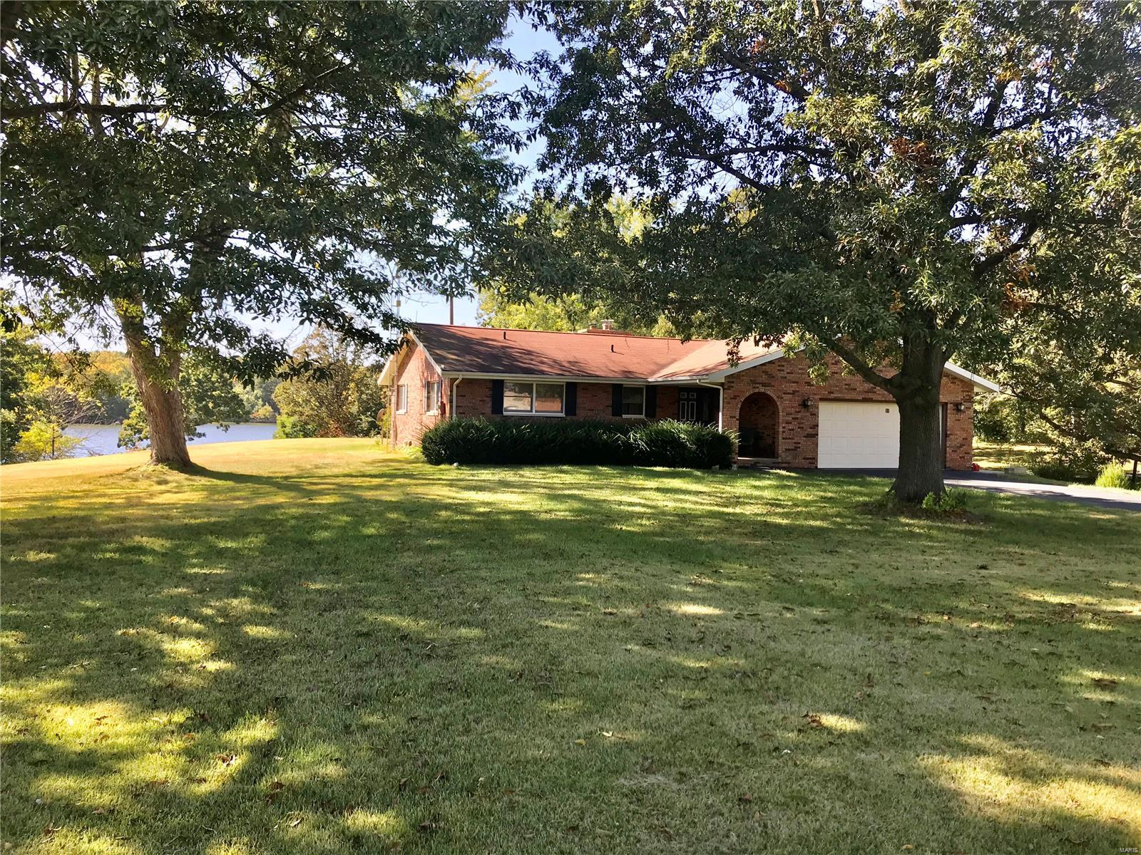 17 Ticky Point Lane Property Photo - Coffeen, IL real estate listing
