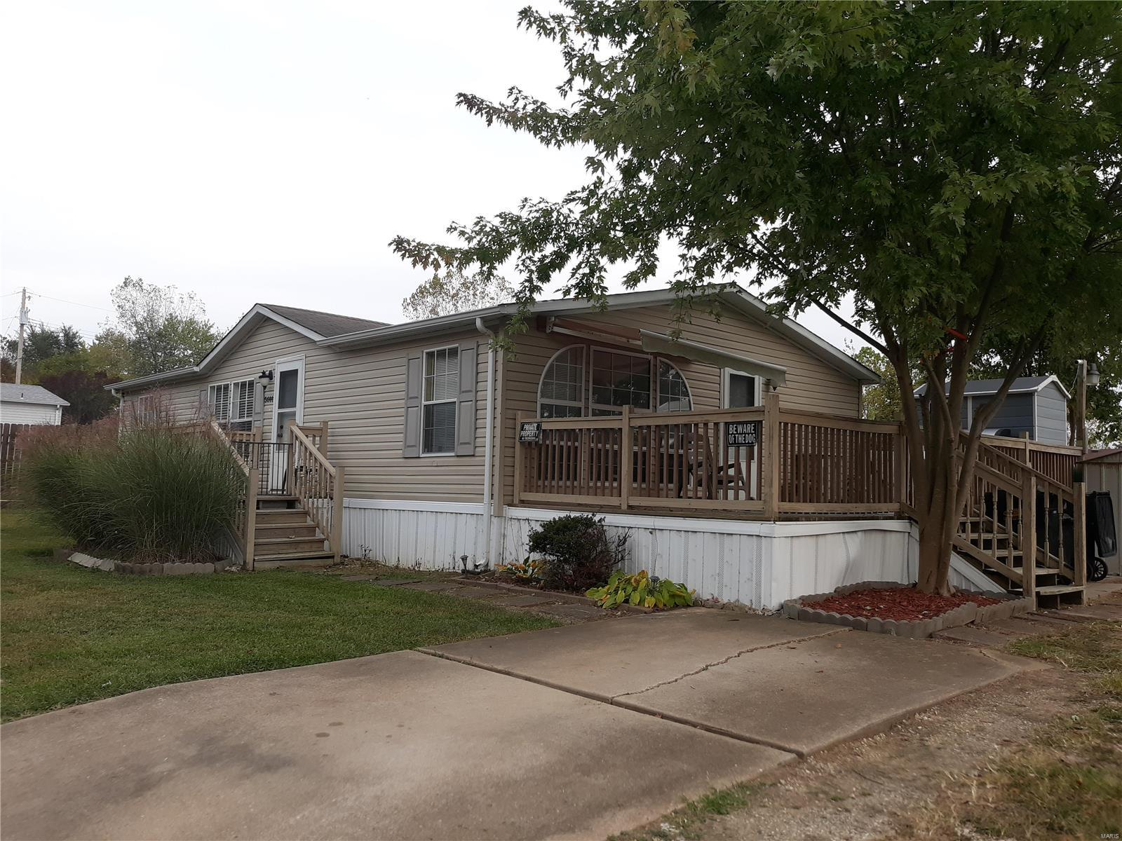 5644 Verdant Drive Property Photo - House Springs, MO real estate listing