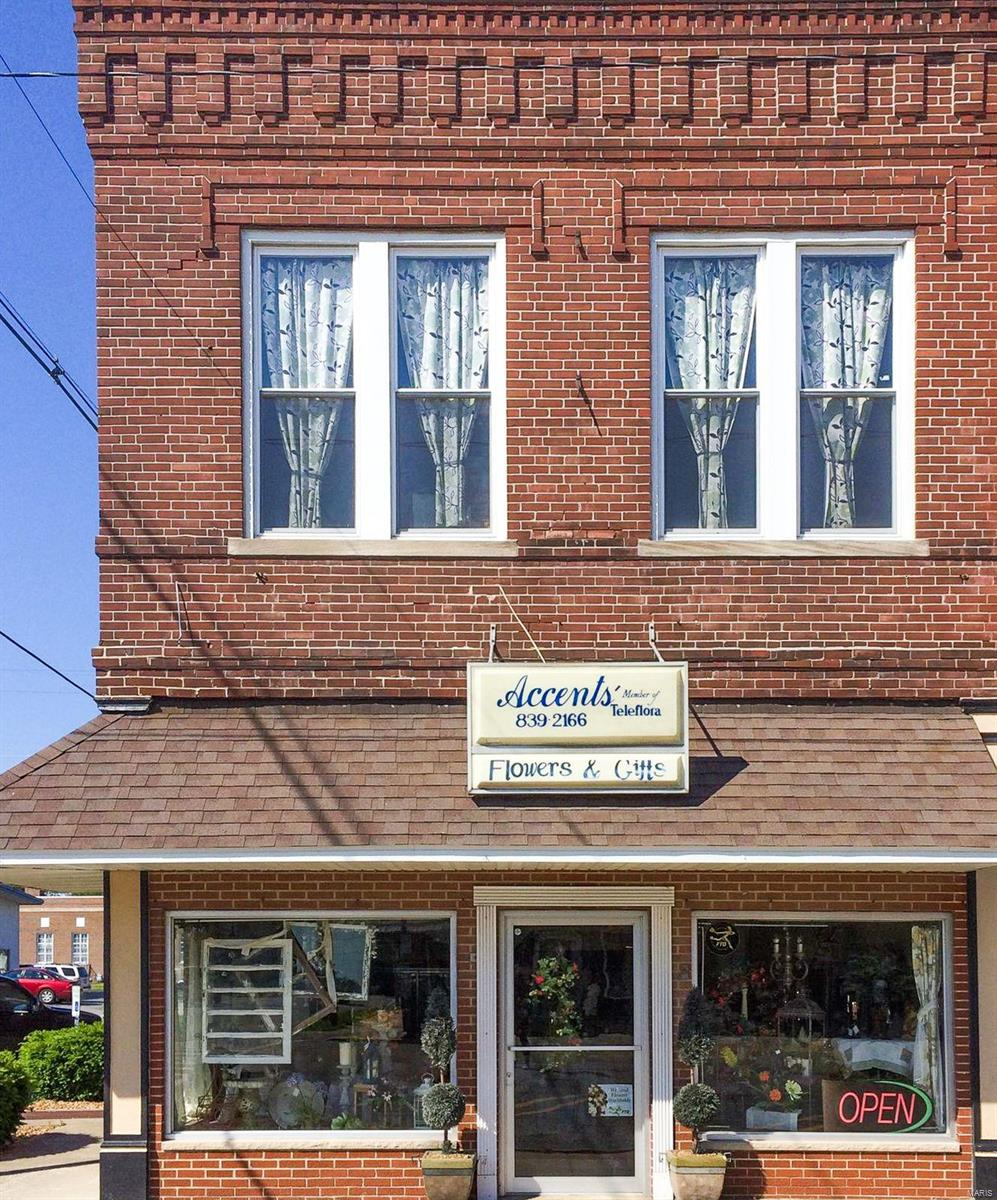 222 S Macoupin Street Property Photo - Gillespie, IL real estate listing
