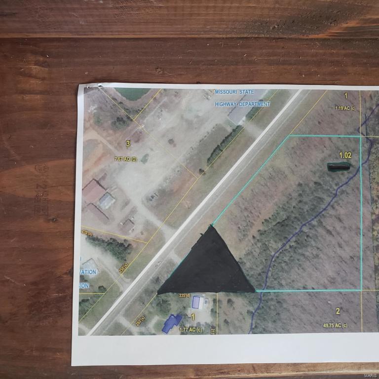 0 Highway 63 Property Photo - Houston, MO real estate listing