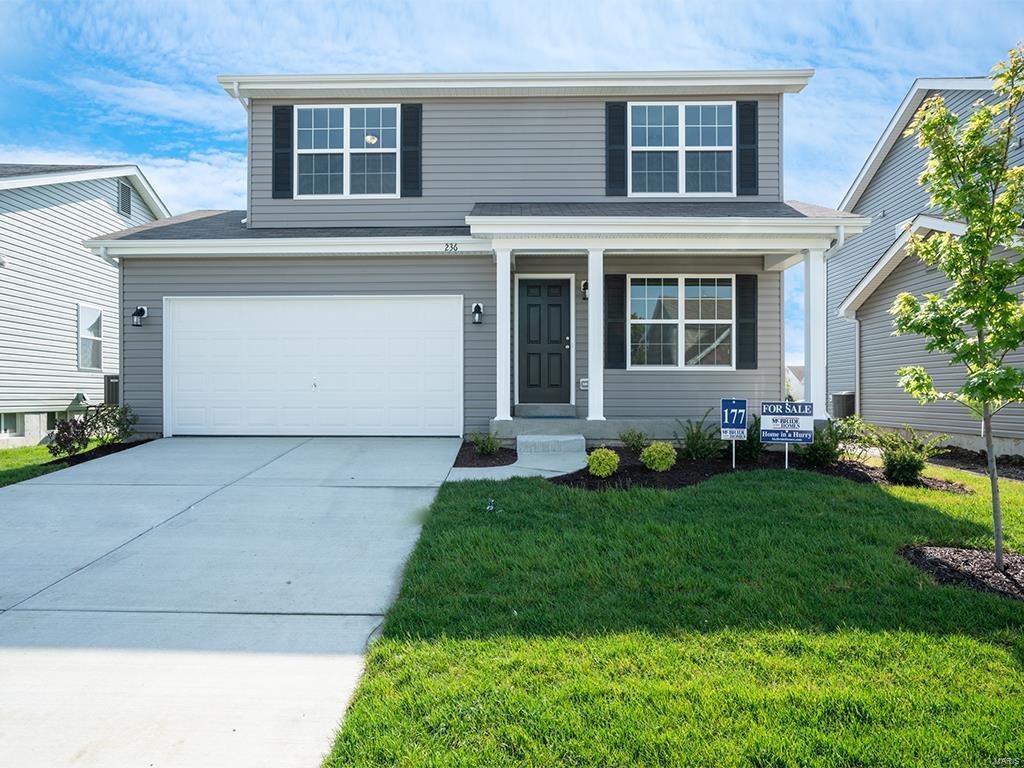5228 Shawnee View Court Property Photo - Eureka, MO real estate listing