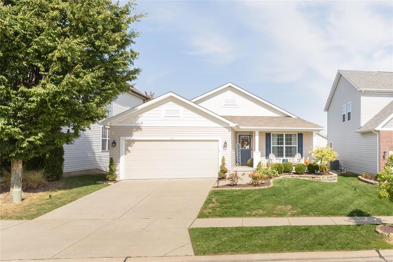 131 Siena Drive Property Photo - St Peters, MO real estate listing