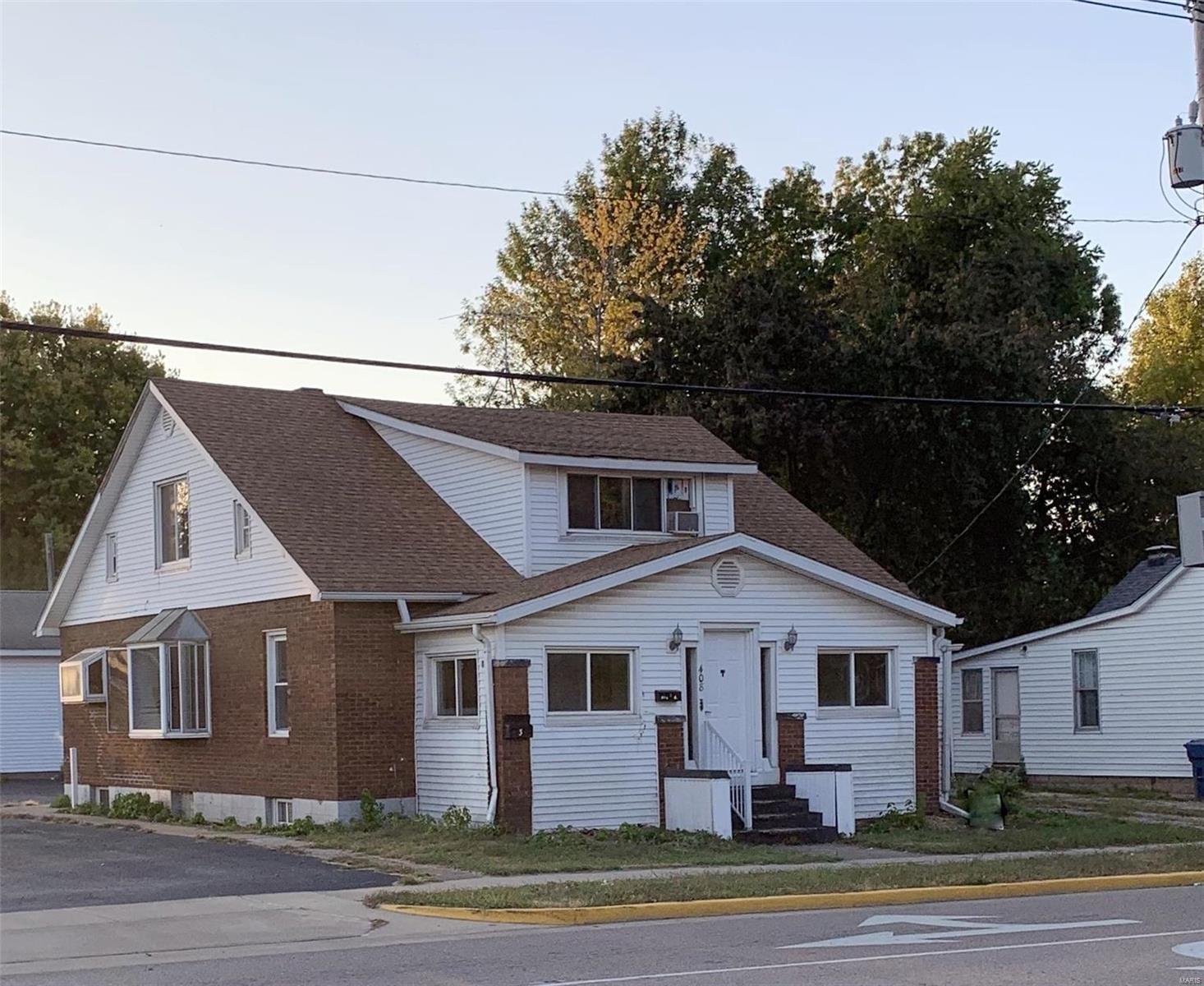 408 N Prairie Street Property Photo - Bethalto, IL real estate listing