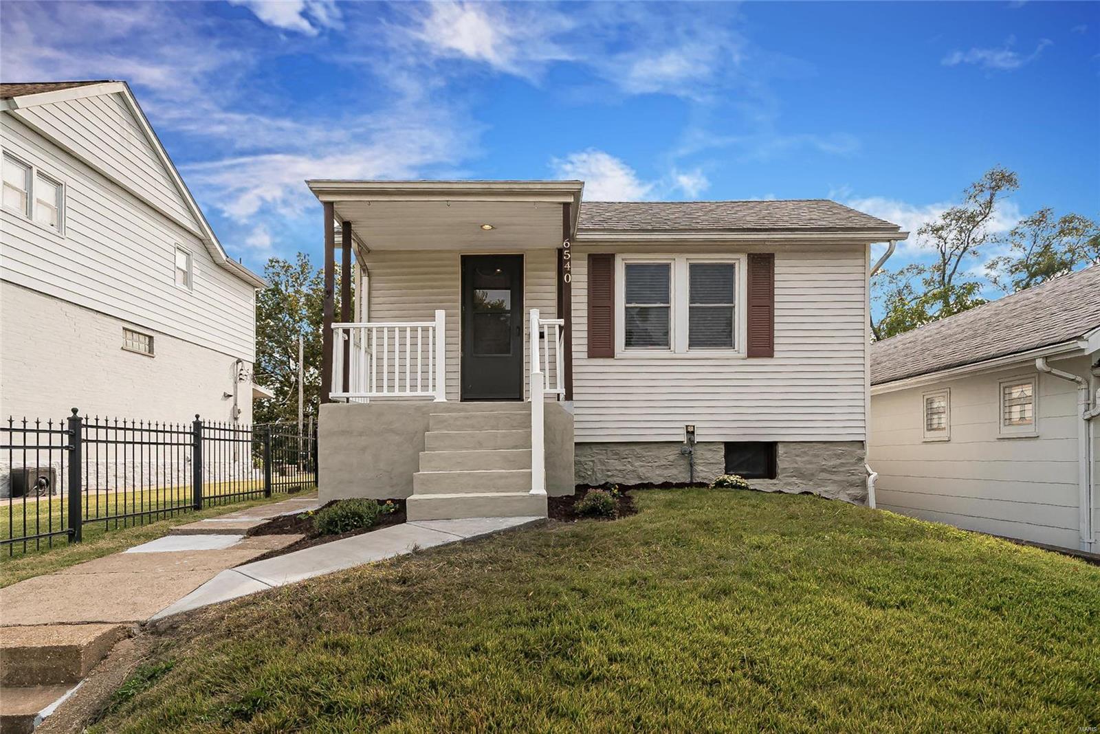 6540 Mccune Avenue Property Photo - St Louis, MO real estate listing